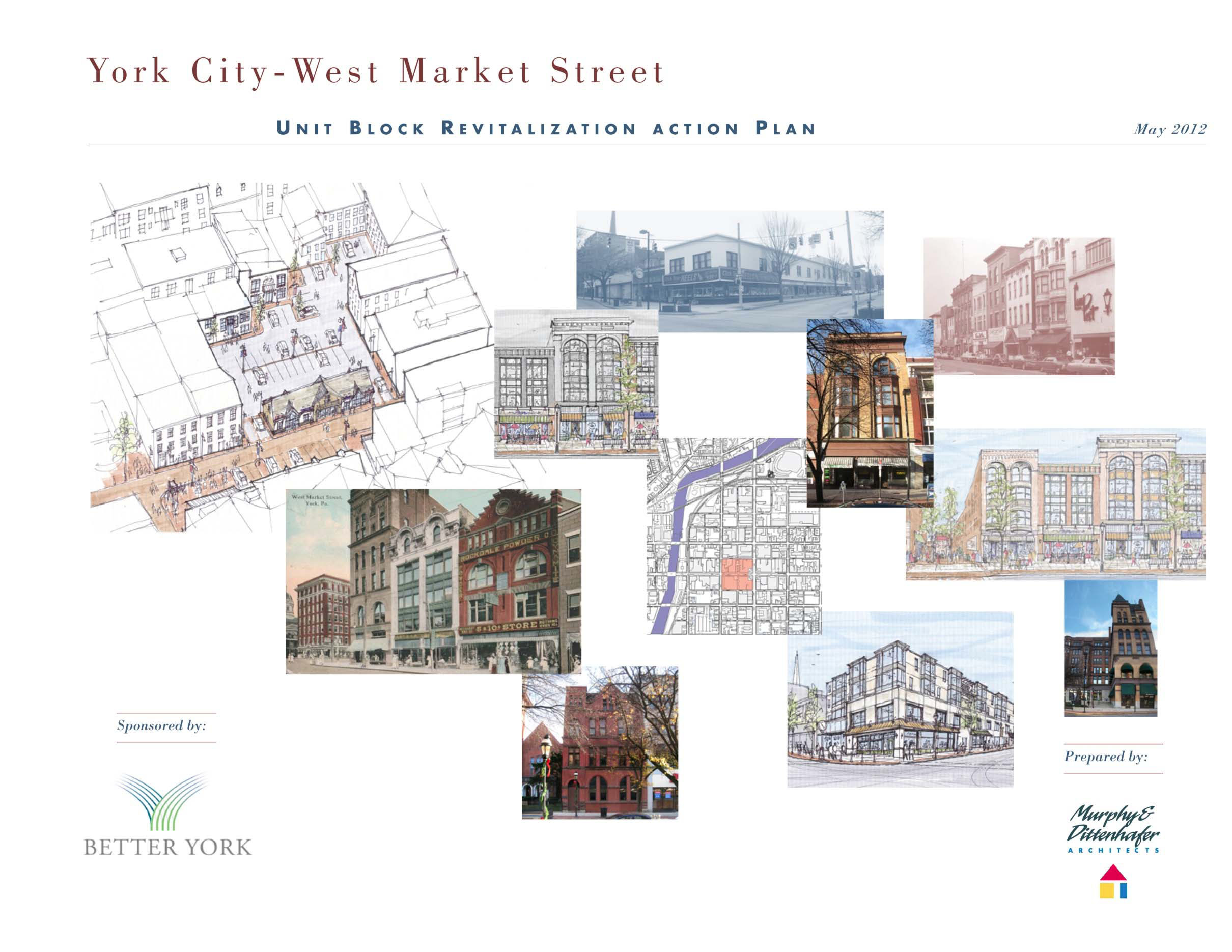 W Market St Action Plan Booklet cover
