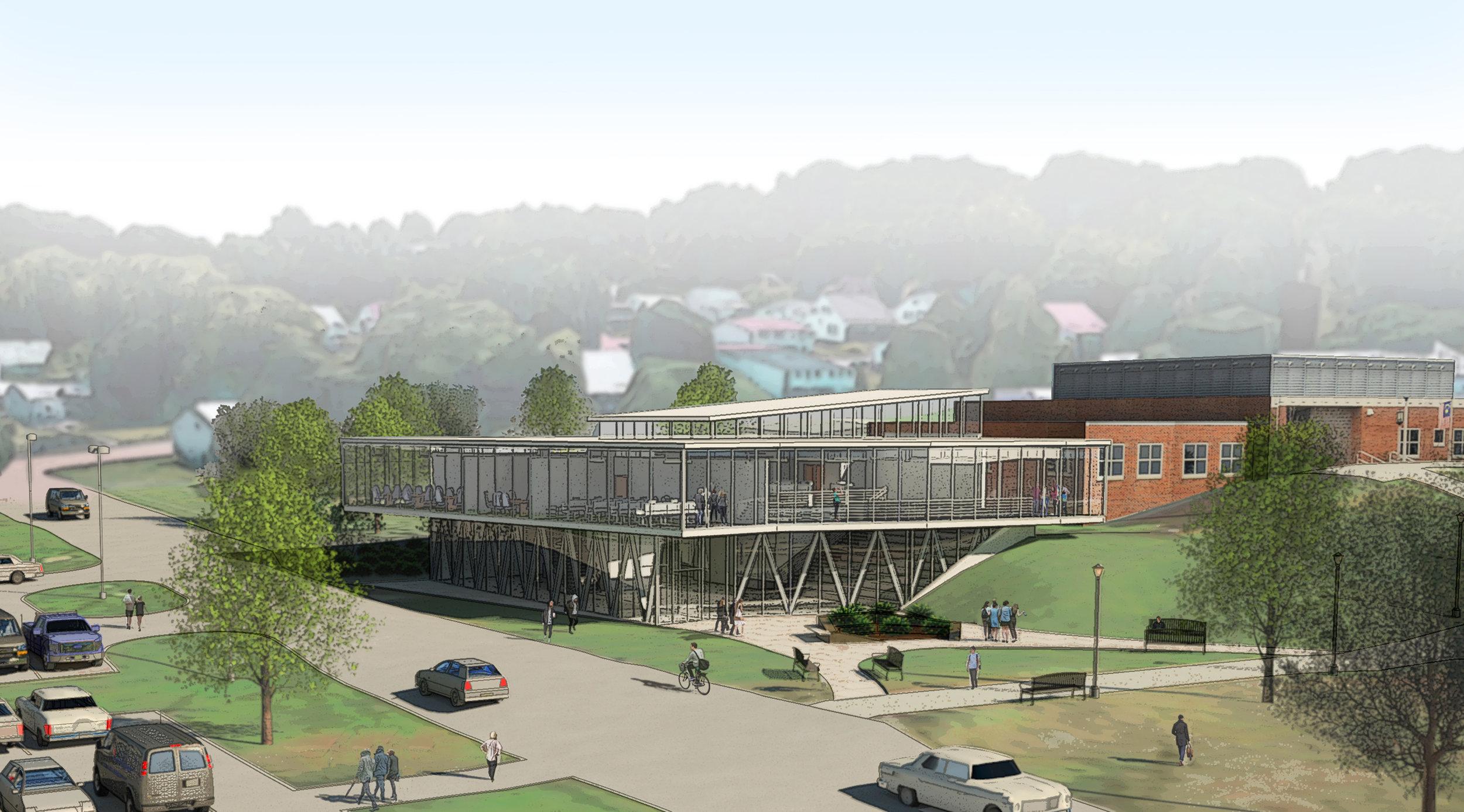 Innovation and Leadership Pavilion