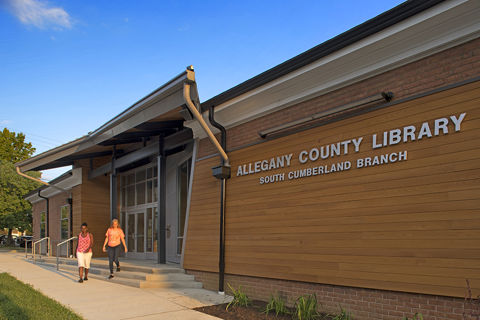 South Cumberland Library
