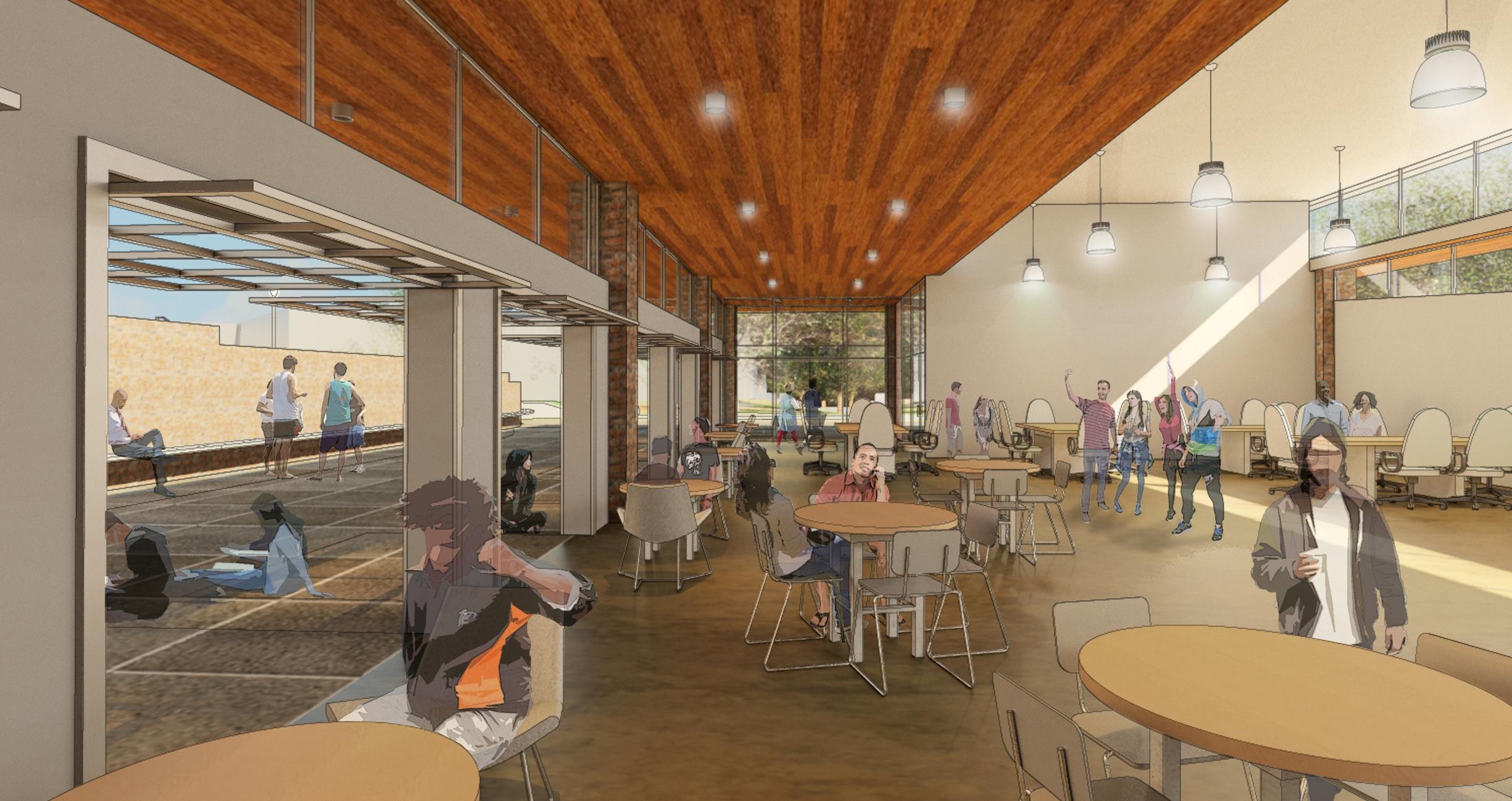 Penn State York – Graham Center (Preliminary Concept)