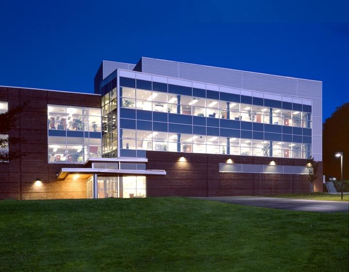 Penn State York – Lee Glatfelter Library & Pullo Family Performing Arts Center