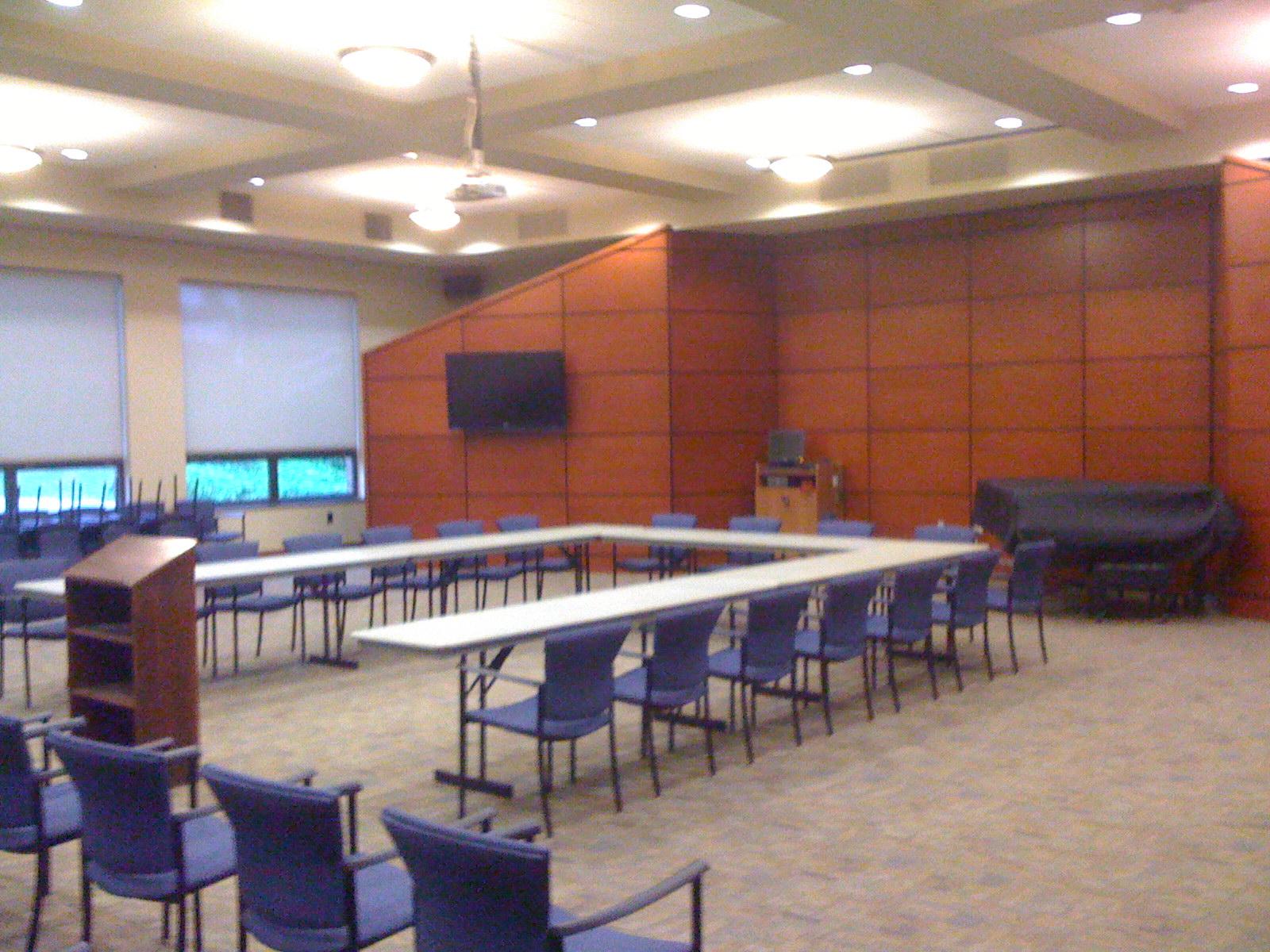 Penn State York – Ruhl Student Center Community Room
