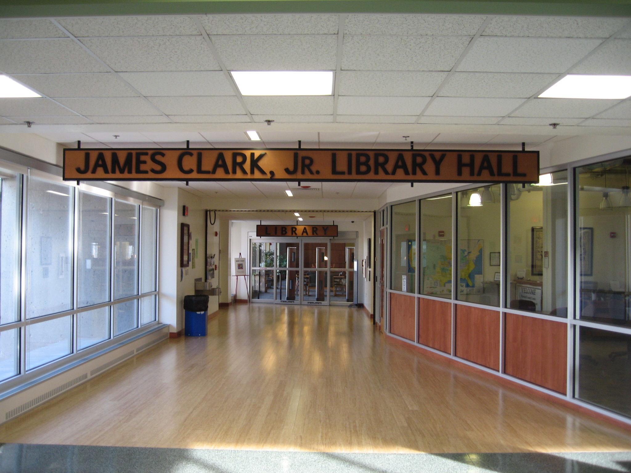 Howard Community College - Clark Hall