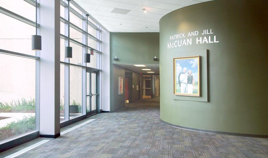 Howard Community College - McCuan Hall