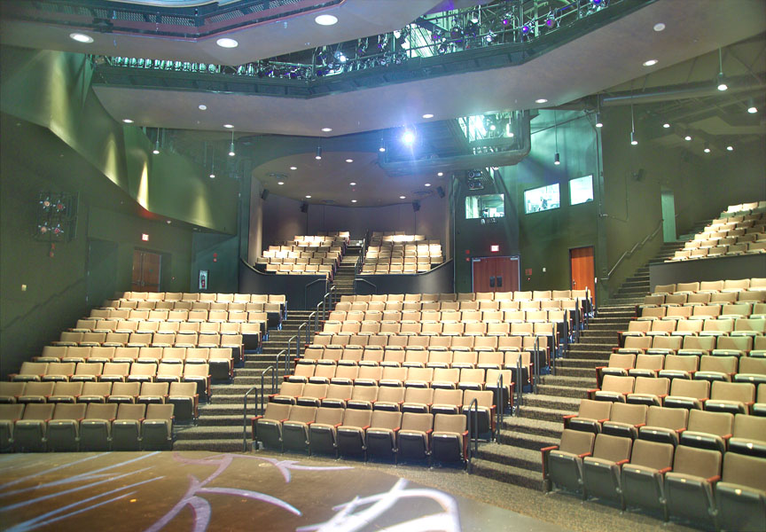 Howard Community College Smith Theater