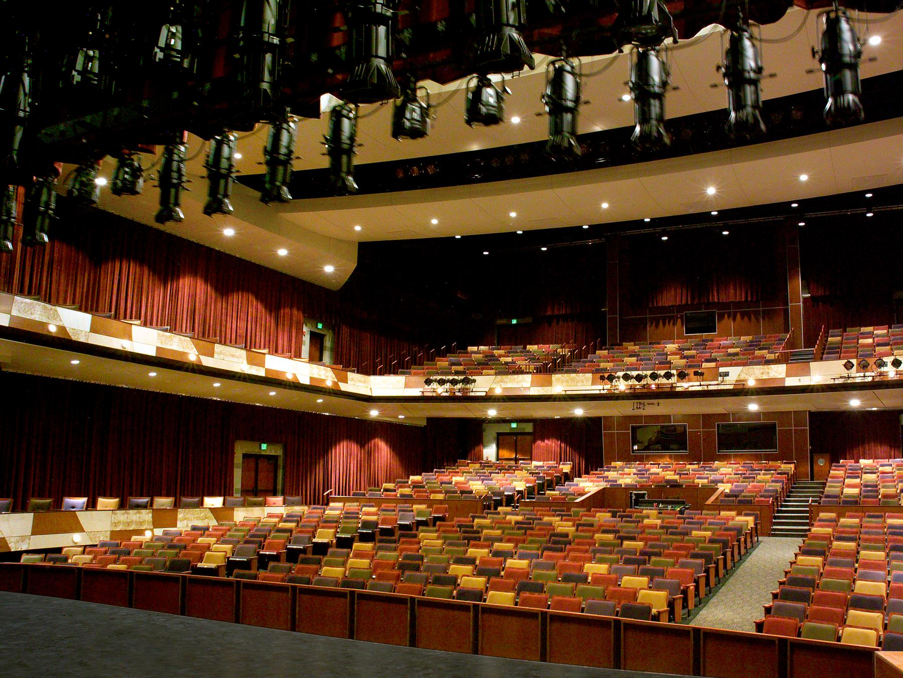 Penn State York - Pullo Family Performing Arts Center