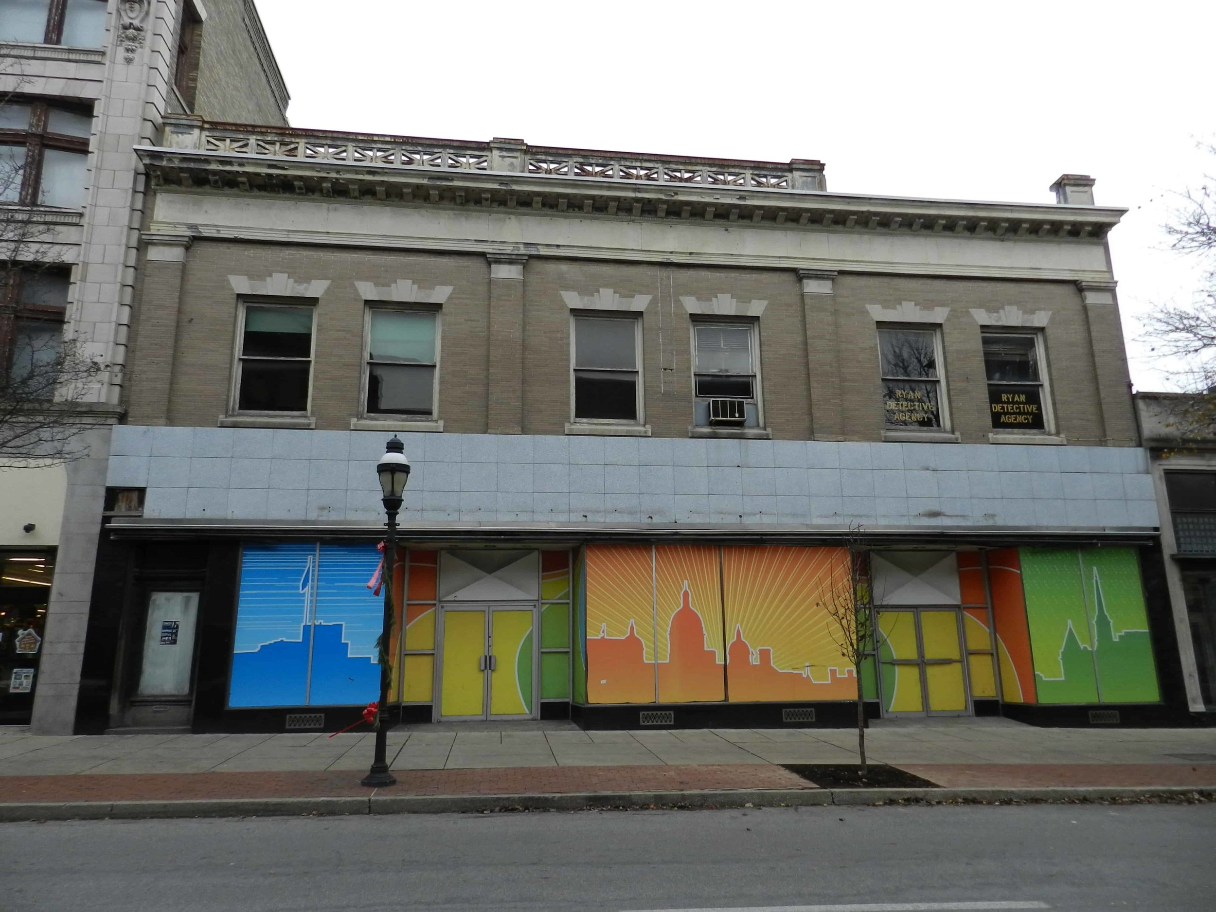 Woolworth before