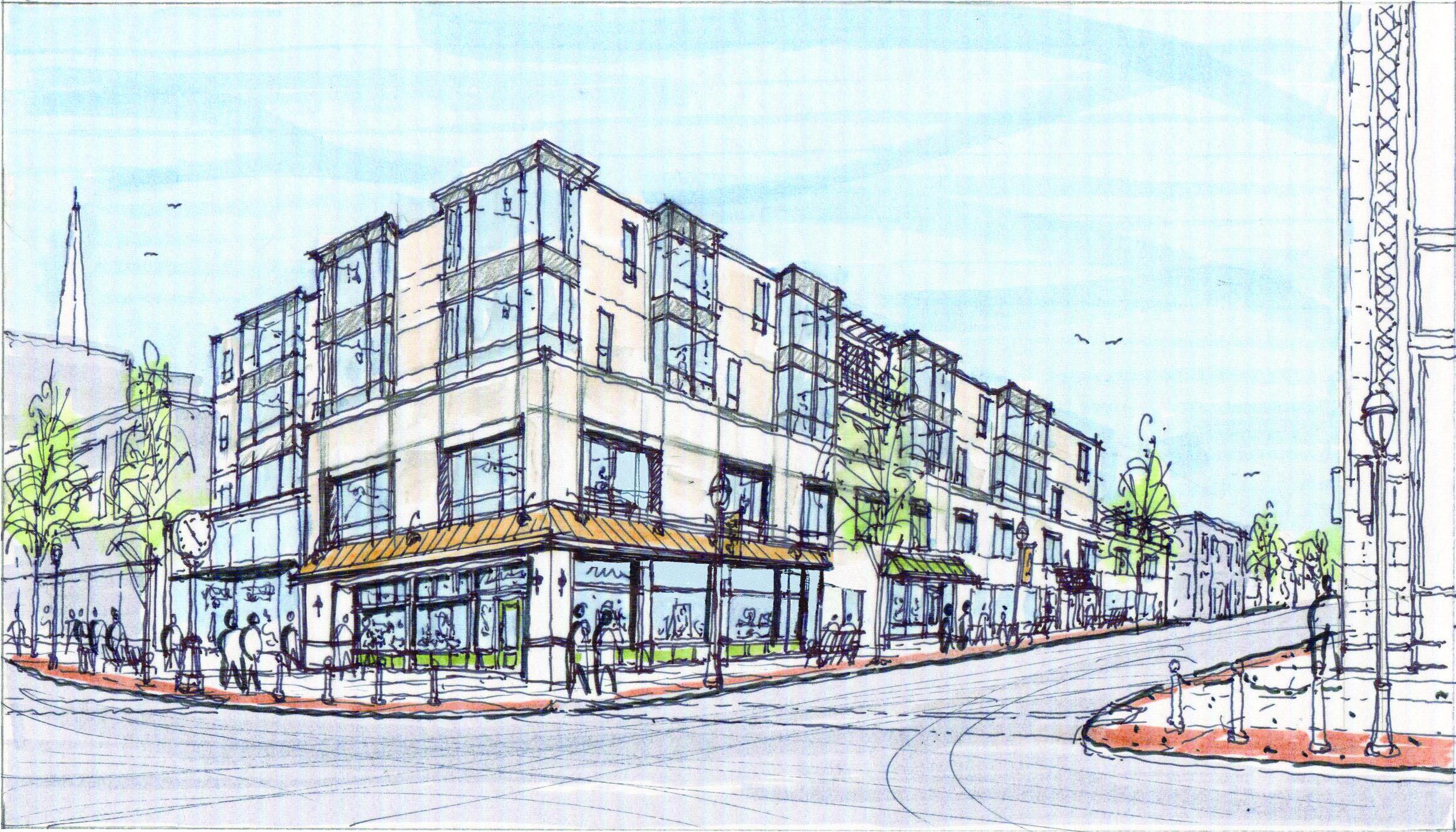 West Market Street Vision Plan