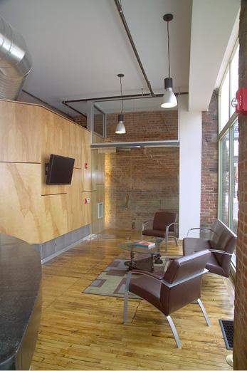 Wagman Construction Office