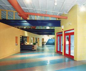 Byrnes Health Education Center