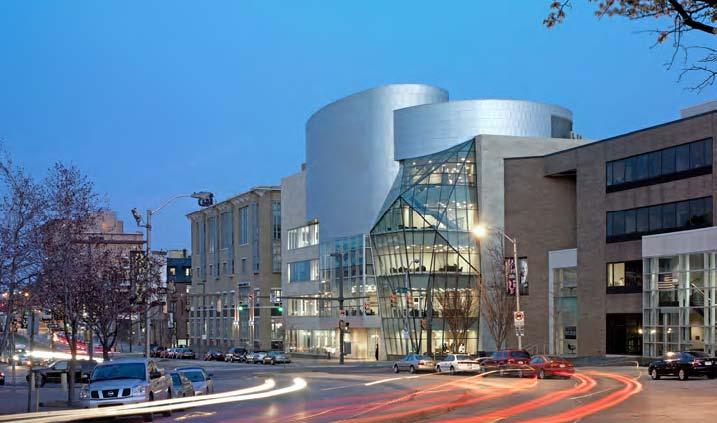 University of Baltimore Student Center