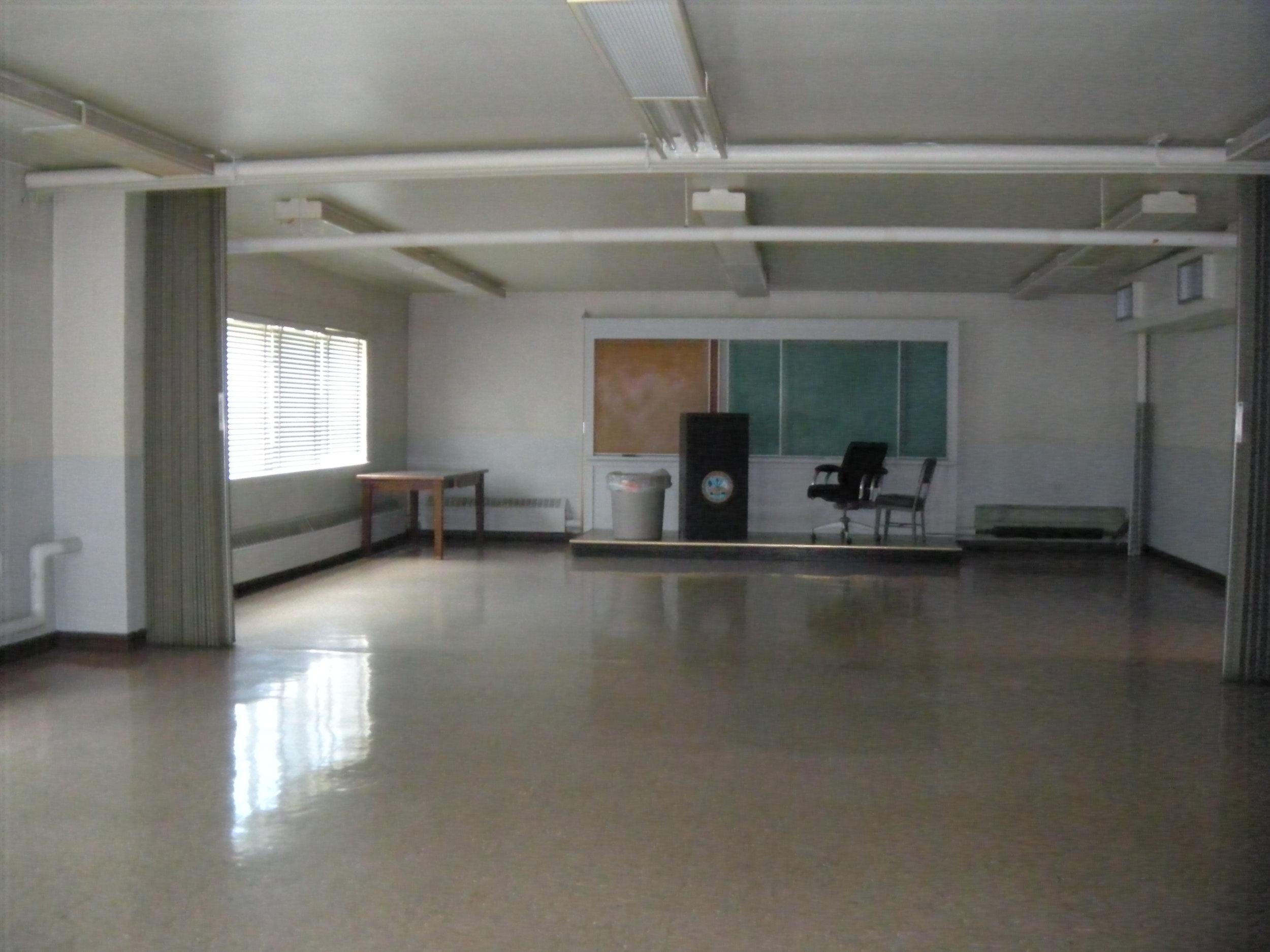 Washington County Senior Center (Before)