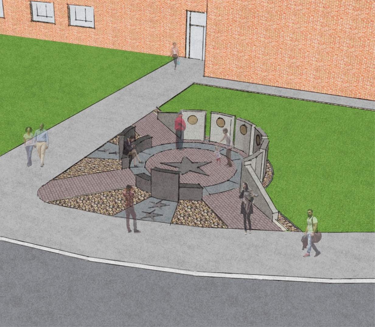 Dover Area School District Alumni Veteran's Memorial