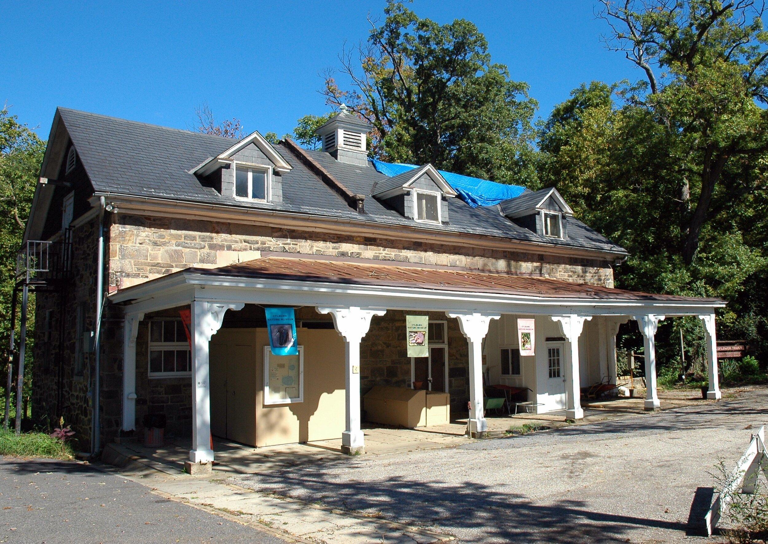 Cylburn Arboretum Carriage House