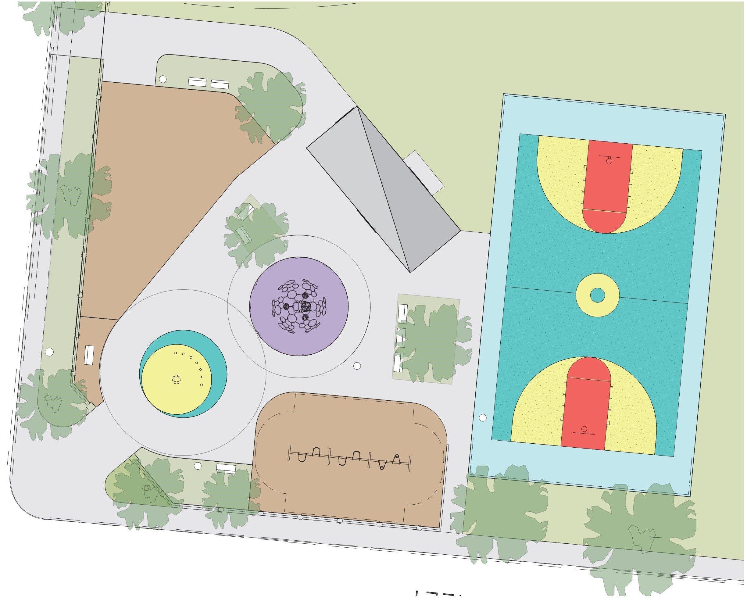 BCRP ABC Catherine Park Site Plan