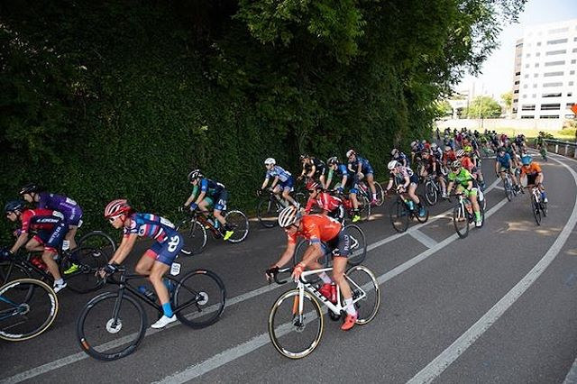 Look who made the photo gallery on cyclingnews.com! #reppin #toptwenty #roadnats #sopro #ygg #ctsathlete 📸: Wil Matthews @photowil