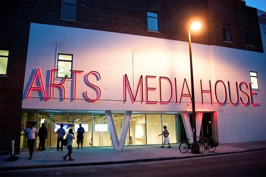 BRIC Arts Media House & Urban Glass/ LEESER Architecture