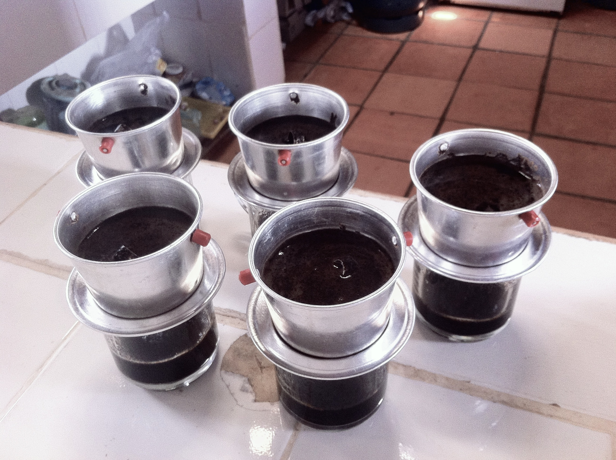 Mondulkiri Coffee - absolutely the best rocket fuel I've ever had!