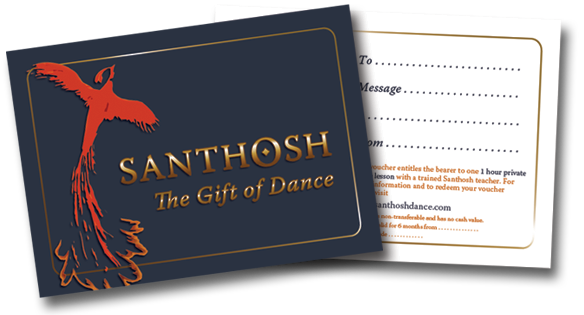 Santhosh Gift Certificates