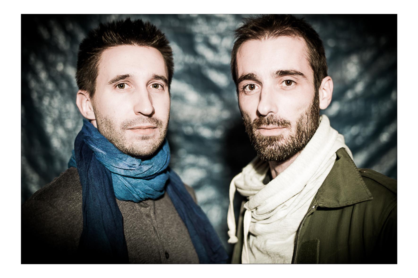 Julien & Max, Montpellier 2012.