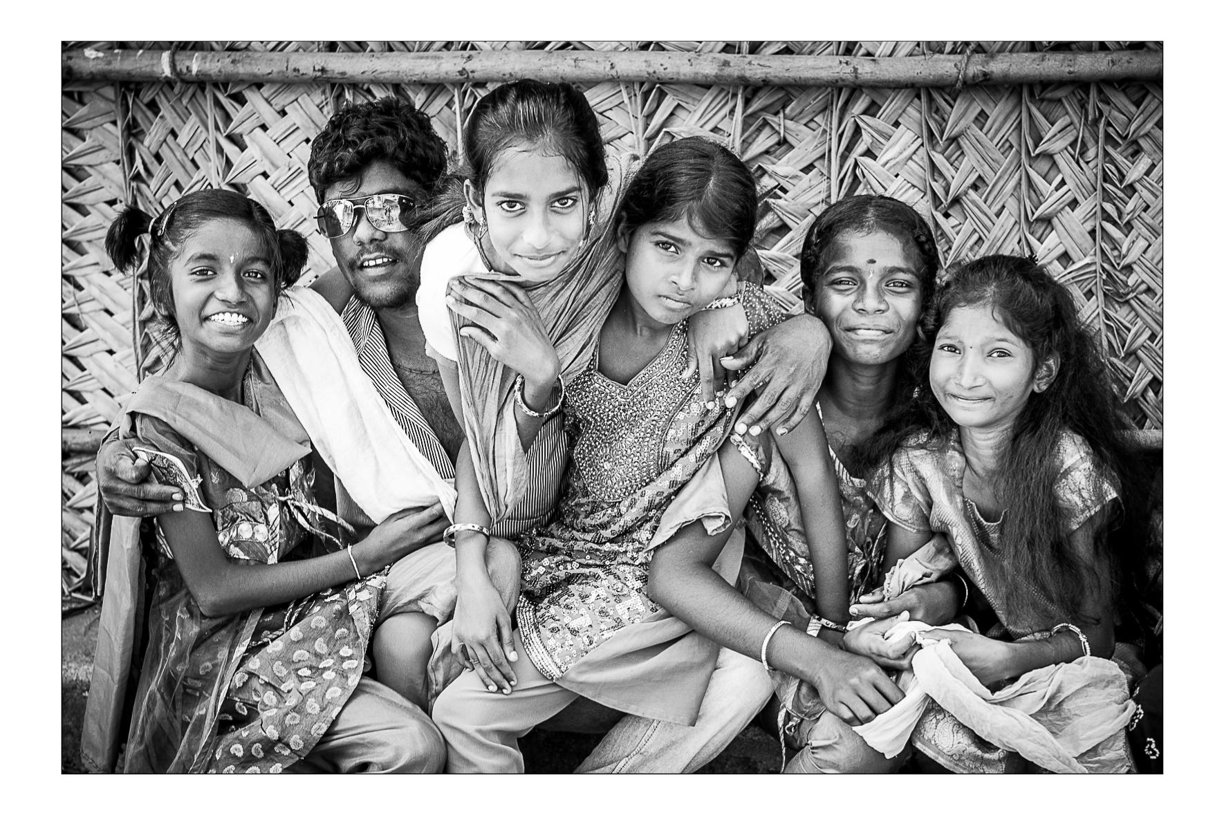 Kottakuppam, Inde 2014.