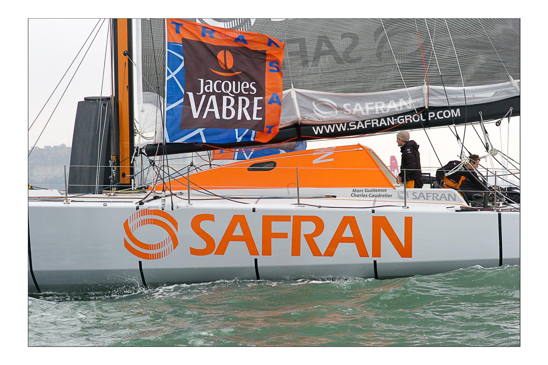 Safran, Transat Jacques Vabre, Novembre 2011