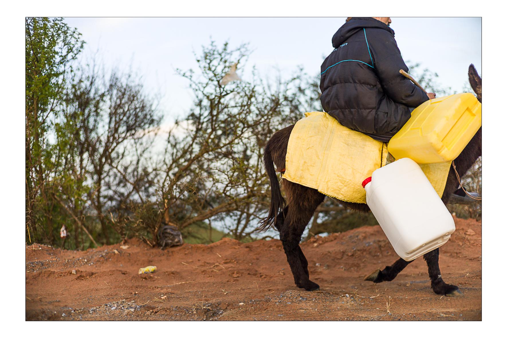 Sur la route, Maroc 2011
