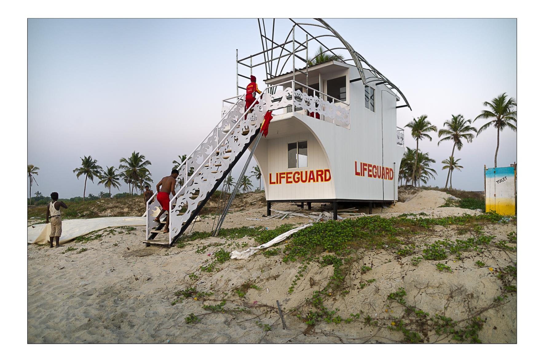 Lifeguards, Goa 2010