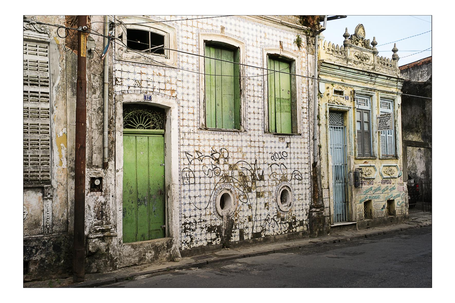 Salvador de Bahia, 2007