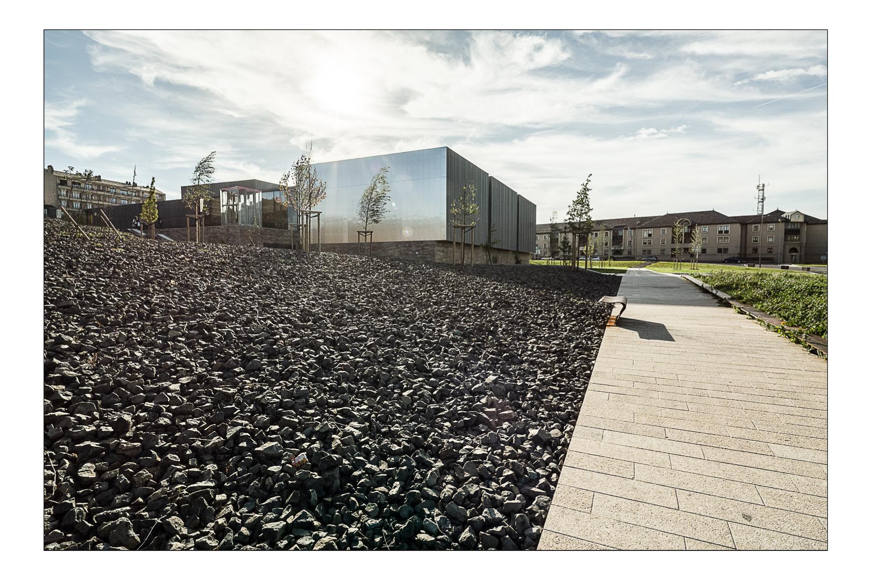 Multiplexe, Rodez 2014  Atelier d'Architecture Emmanuel Nebout