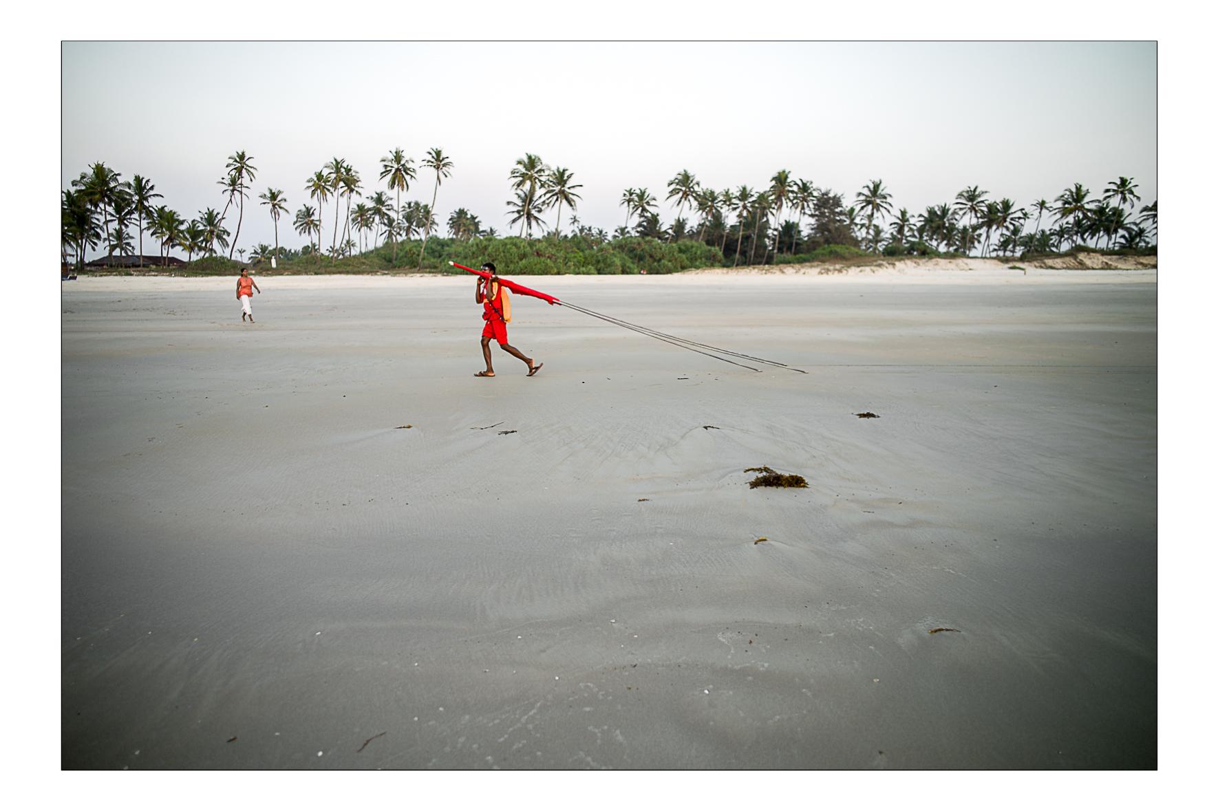 Au sud de Goa, Janvier 2010
