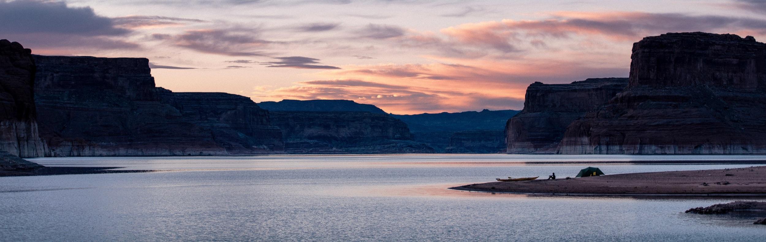 8 jours au Lac Powell - pour tester le Canon EOS RP