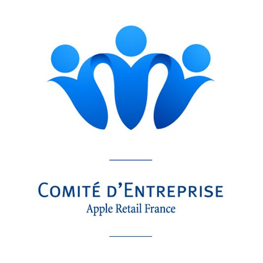 Logo réalisé par Audrey Evrard .trouvé pour l'inspiration en effectuant une recherche de logo de CE sur Google Images.