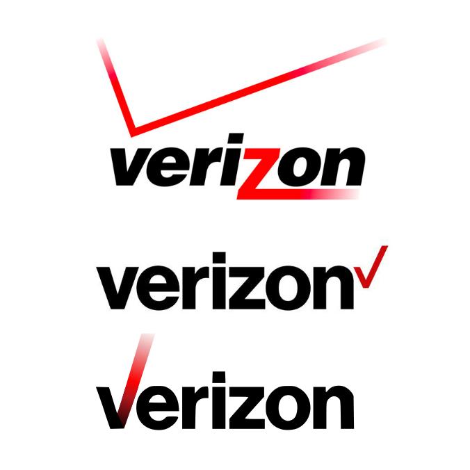 Essai logo Verizon