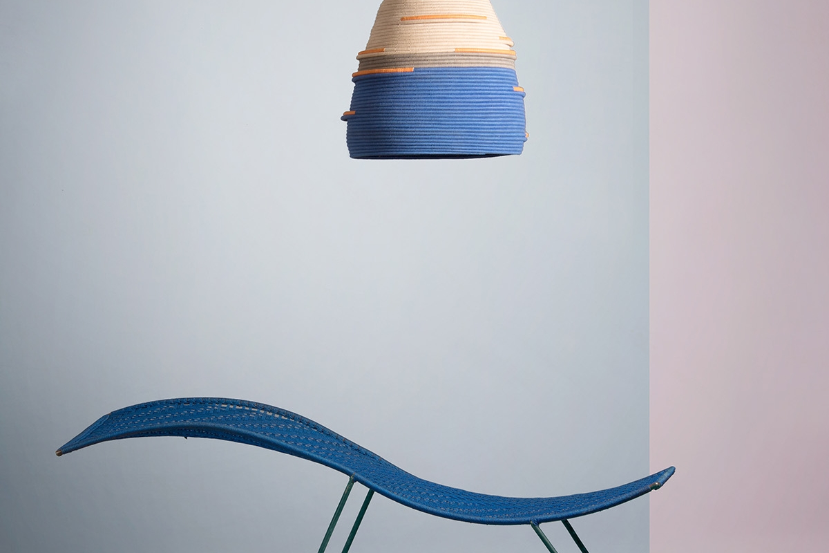 Oude Lamp -