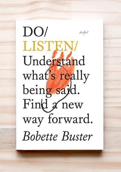 DO Listen | Bobette Buster