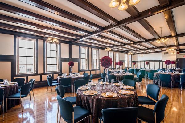 Prince of Wales Armouries - Edmonton Wedding Venue