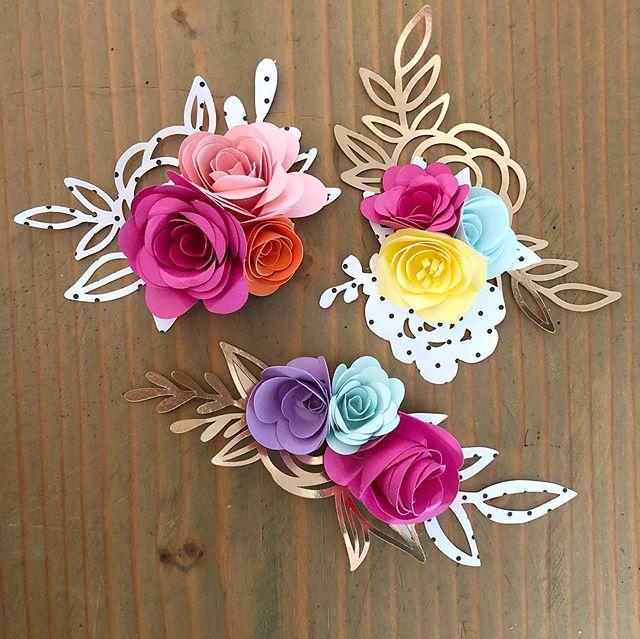 My precious pretties ❤️ #diycrafts #silhouettecameo #mothersday #flowers