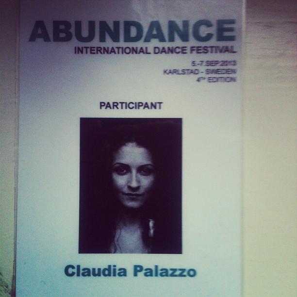 Day 1 in karlstad #dance #performance