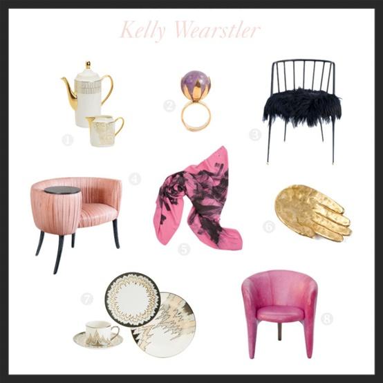 Kelly Wearstler Home Design
