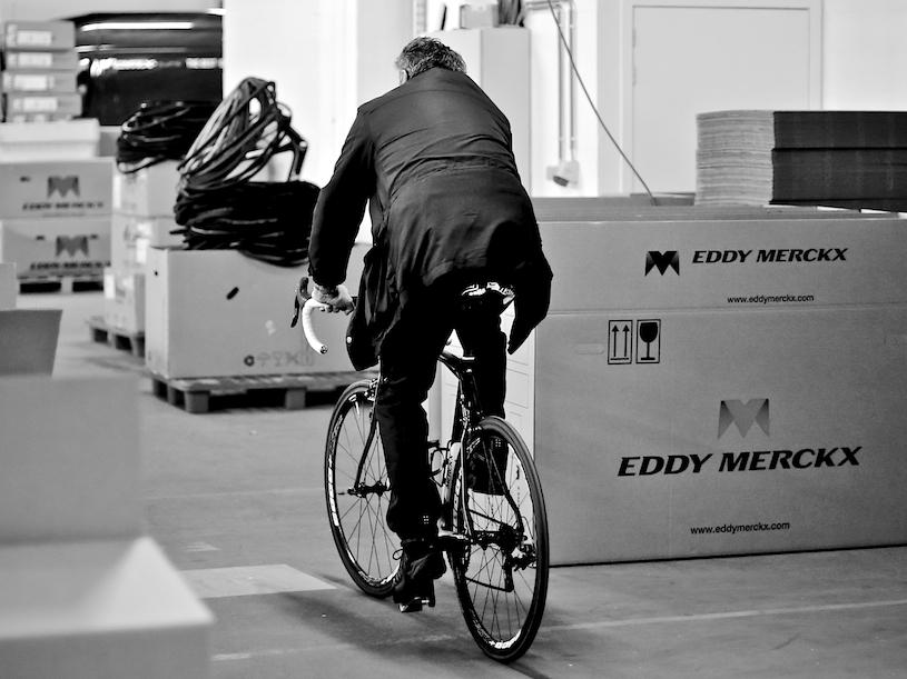 2013   Eddy Merckx Cycles