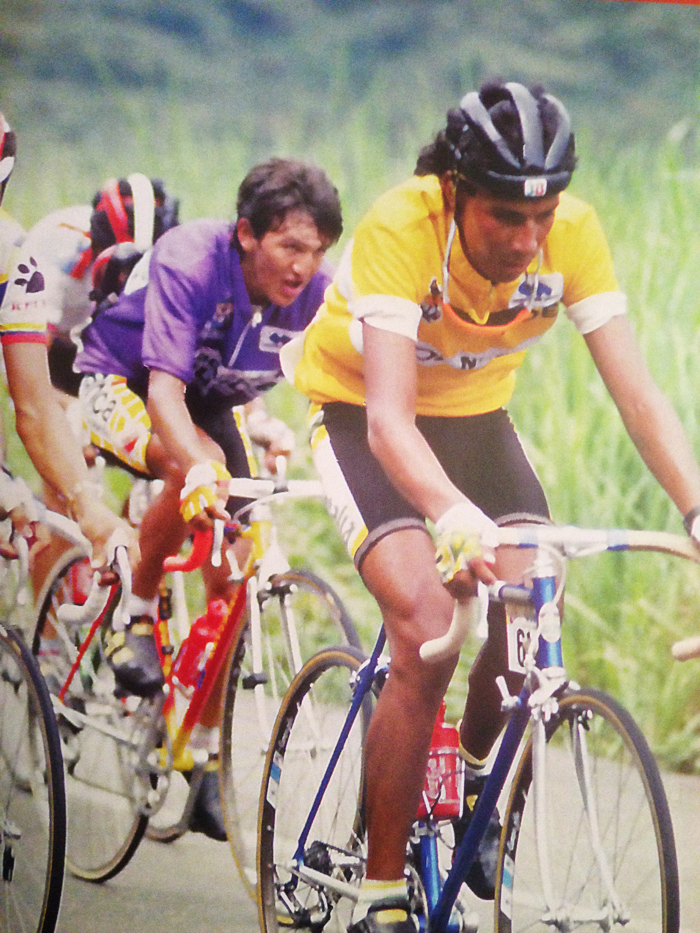 Vuelta a Colombia, 1989