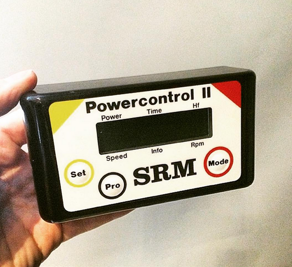 SRM Power Control II unit (Photo: @shoey)