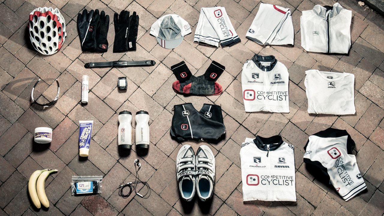 Competitive Cyclist kit (Photo:  Nate King )