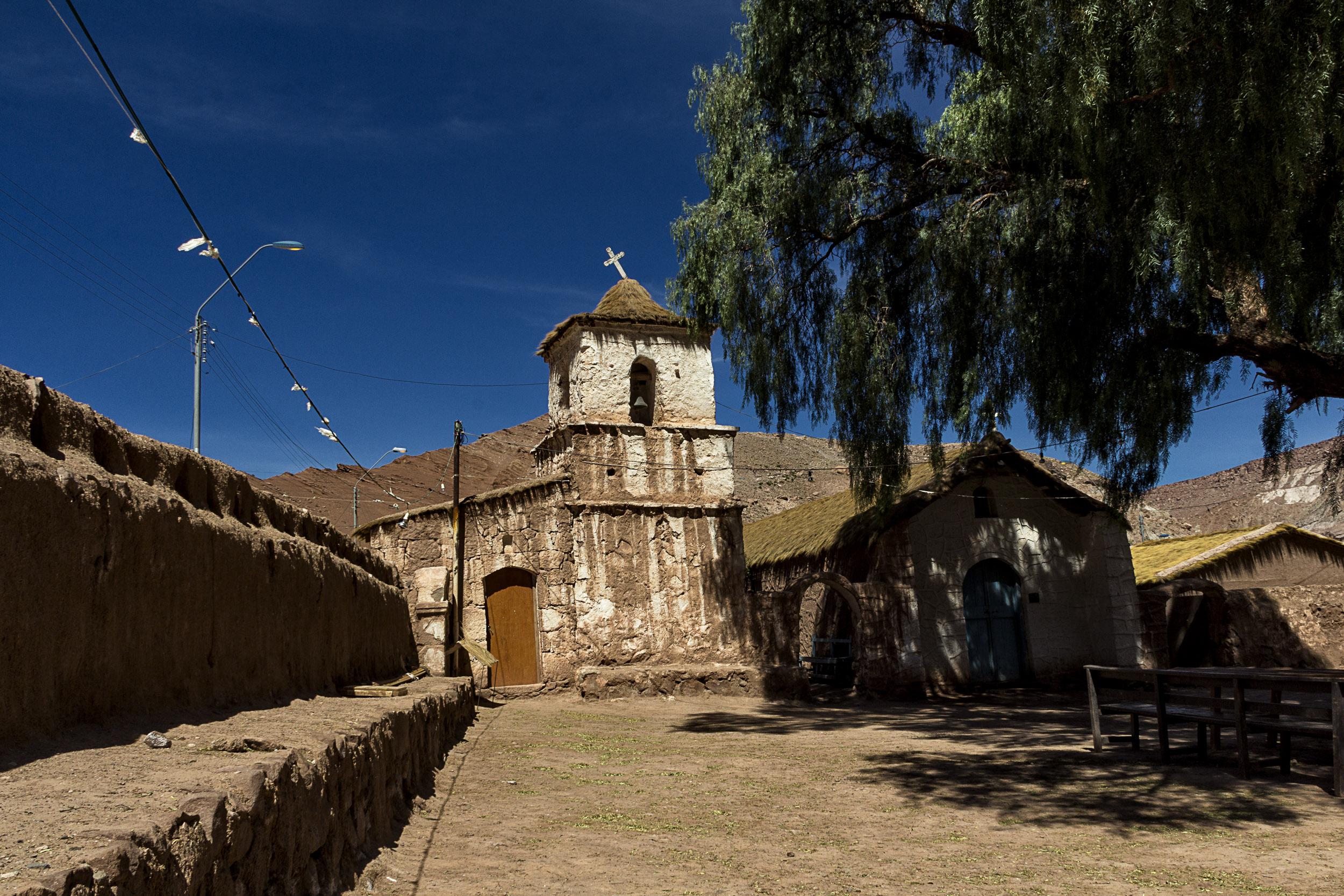 Rio Grande, Norte de Chile