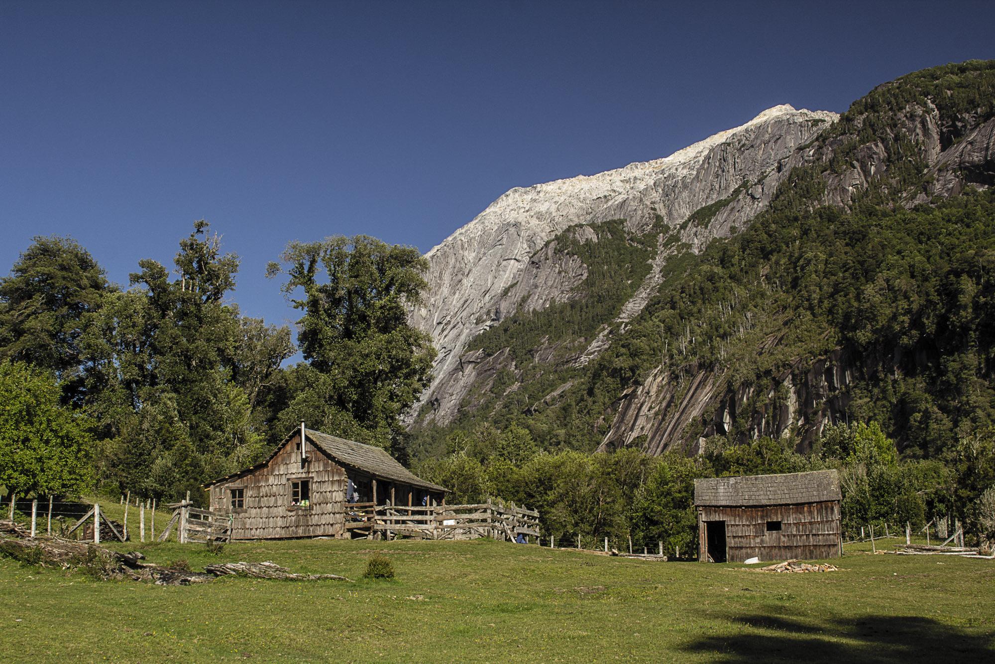 Cochamo Vista Buena, Sur de Chile