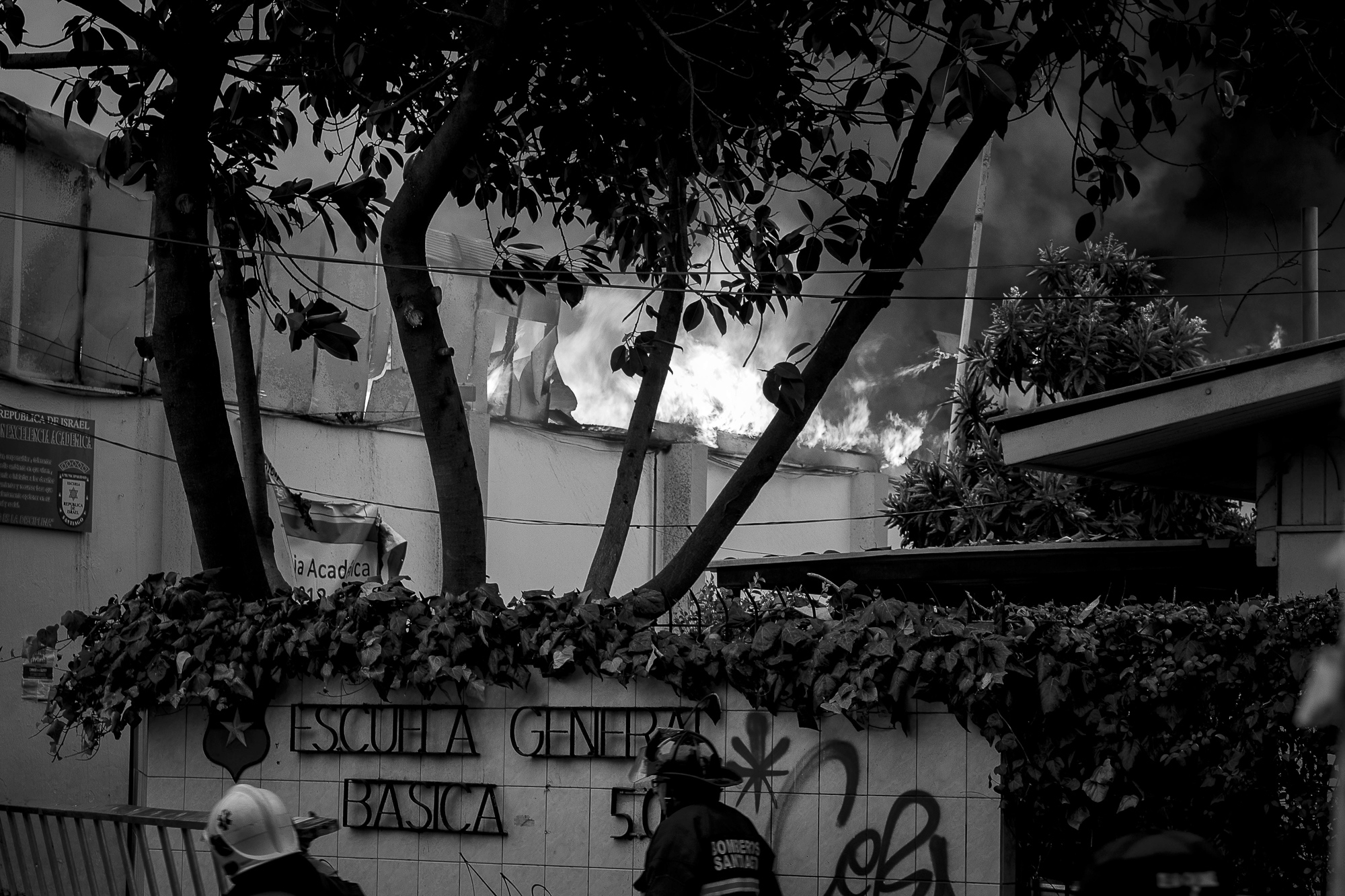 Barrio Yungay, Santiago de Chile