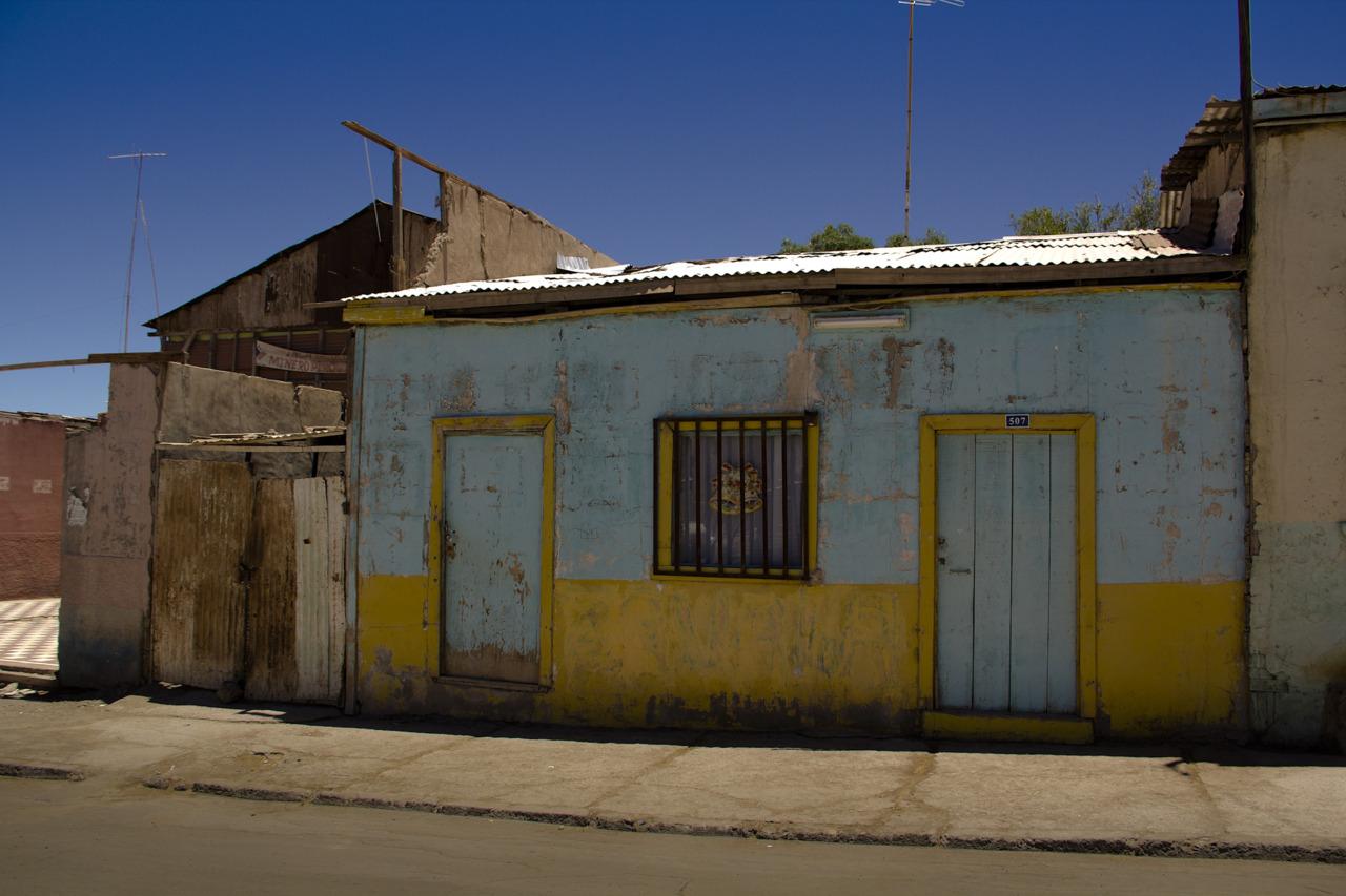 Inca de Oro, Norte de Chile