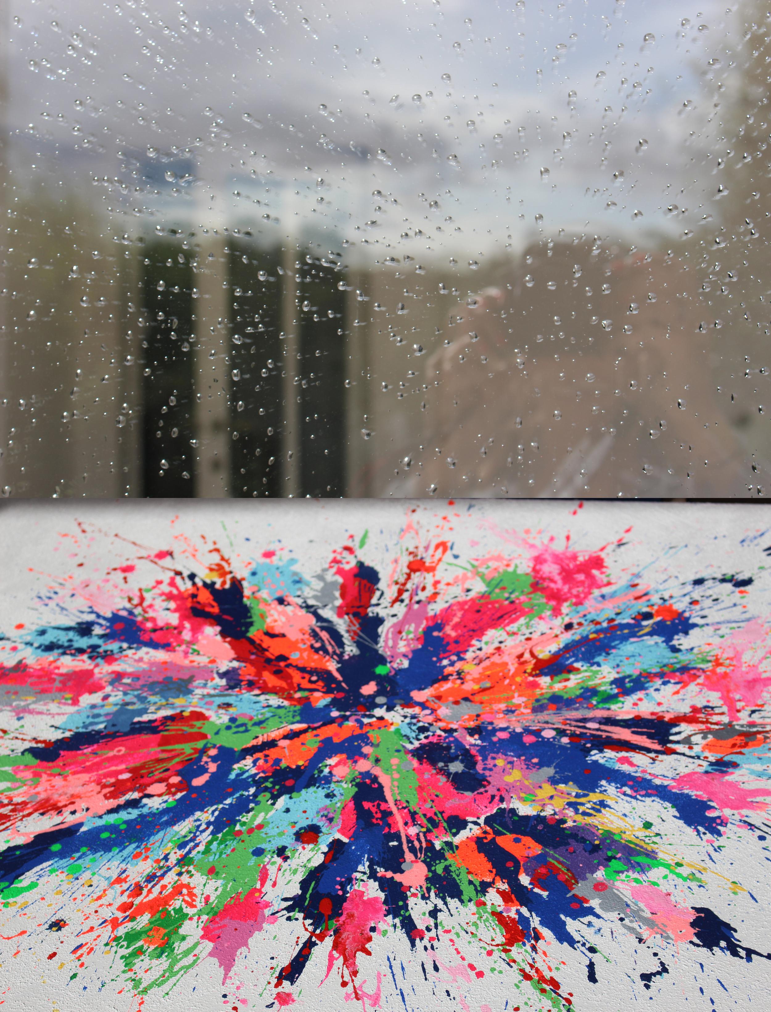 Sabine Nielsen- Eclats de  Couleurs