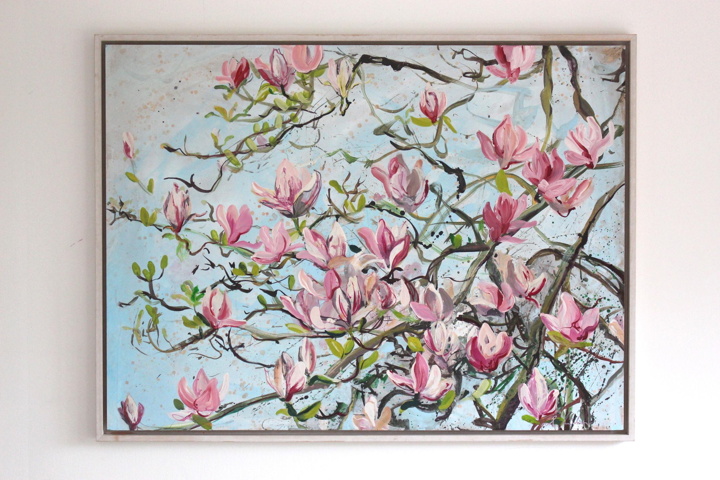Magnolia, 130 X 95 cm.JPG